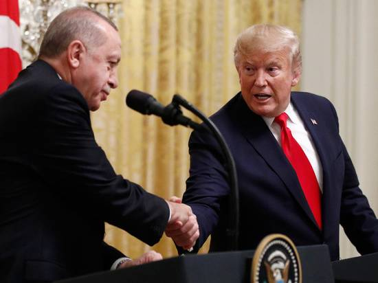 Эксперт рассказал об игре Трампа с Турцией из-за России