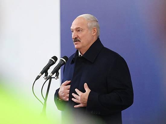 Лукашенко объяснил отбор российской нефти