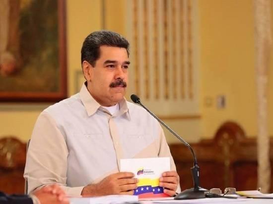 Мадуро сообщил о готовящейся атаке наёмников на военные объекты Венесуэлы