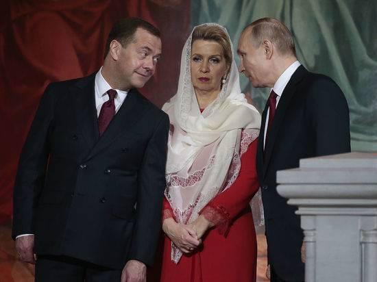 """Путин о своем """"тандеме"""" с Медведевым: ничего не распалось"""