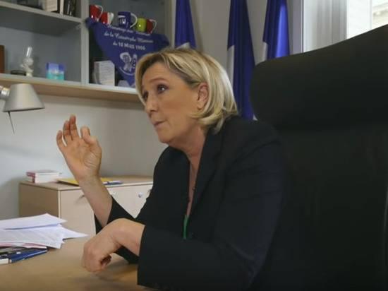 Ле Пен: Франция должна прекратить исполнять решения ЕСПЧ