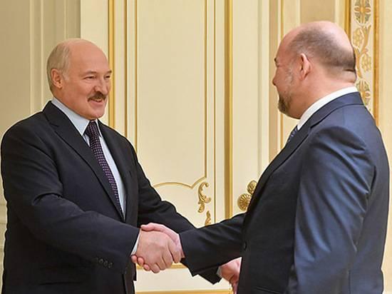 Лукашенко предложил России помочь с космодромом «Восточный»