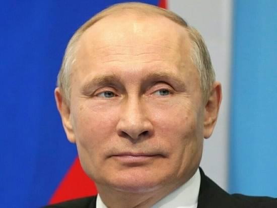Путин рассказал, что не смотрел сериал «Слуга народа» с Зеленским