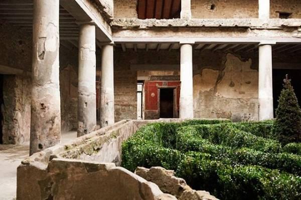 Руины Помпеи открылись для посещения после обширной реставрации – и они полны чудес