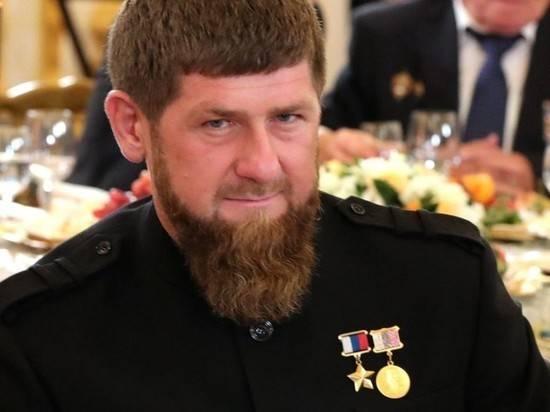 """Кадыров назвал Сталина """"проклятым"""""""