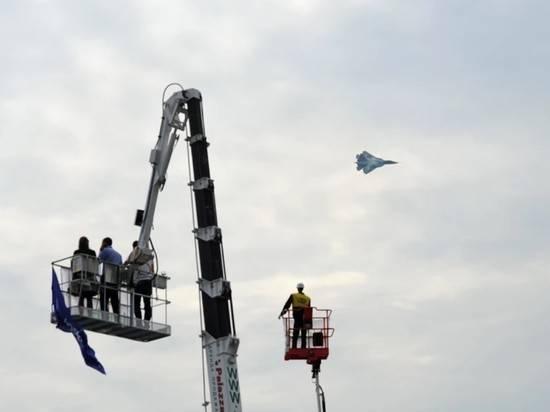 СМИ: для Су-57 создали гиперзвуковую ракету