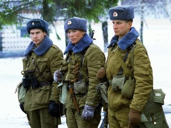Вечные рядовые советской армии