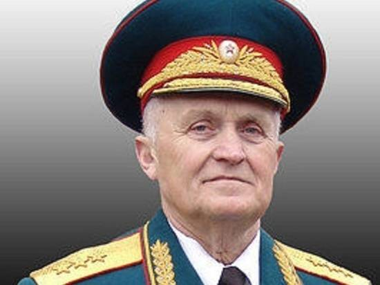 В Санкт-Петербурге умер первый командующими внутренними войсками МВД РФ