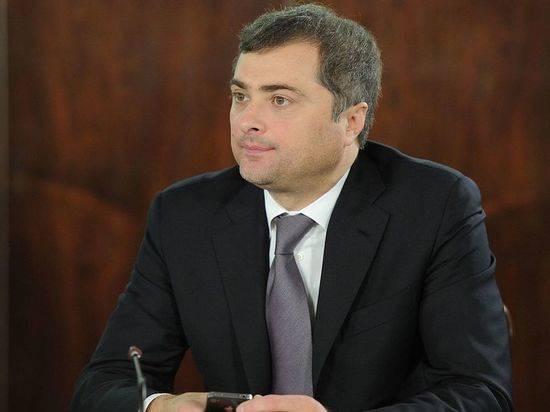 Сурков рассказал, почему ушел из Кремля