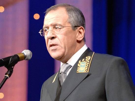 """Лавров прокомментировал сообщение о возможной встрече глав МИД """"нормандского формата"""""""