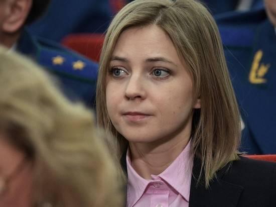 """Поклонская: скоро Госдума будет """"Голубым огоньком"""" с Настей Ивлеевой"""