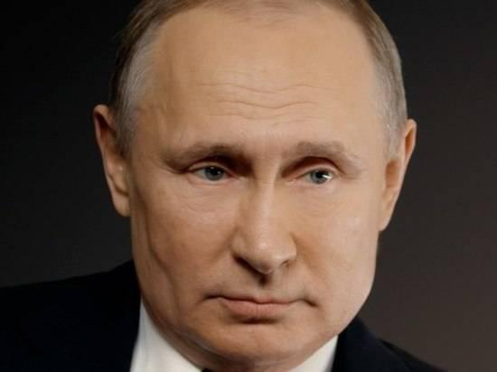 Путин пообещал поддержать поправки о социальной направленности Конституции