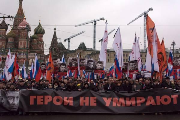 В деле об убийстве Немцова обнаружилась государственная тайна