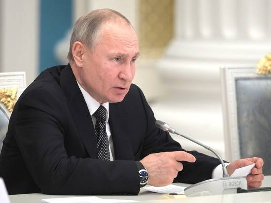 """Путин об """"утечке мозгов"""" из России: """"Хватать и не пущать"""""""