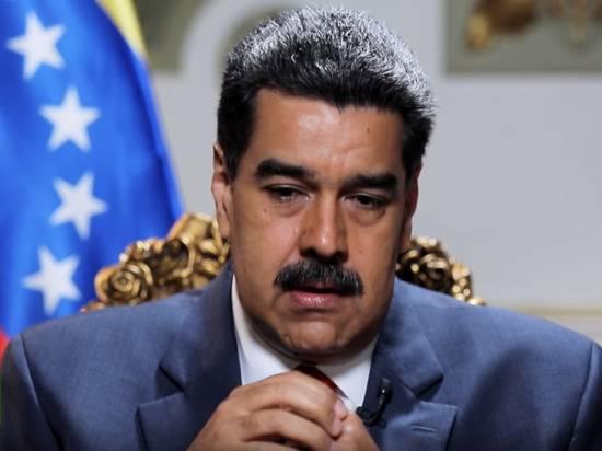 Мадуро призвал снять санкции с Венесуэла на фоне пандемии коронавируса