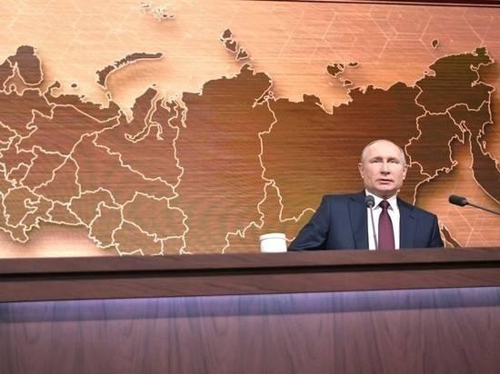 Путин назначил на 22 апреля голосование по Конституции