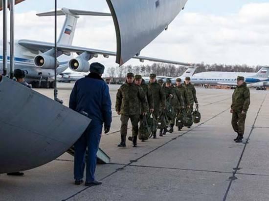 Колонна с российскими военными вирусологами добралась до Флоренции