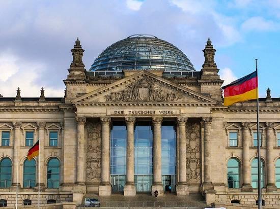 """В немецком парламенте заявили об американской """"оккупации"""" Германии"""