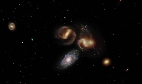 Астрономы приглашают всех застрявших на карантине поохотиться на новые галактики