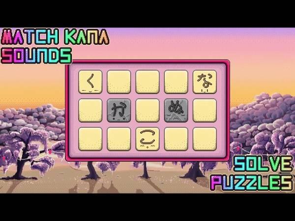 Игра Kana Quest научит вас понимать традиционные японские иероглифы