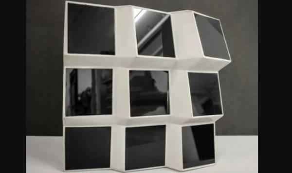 Наклонные солнечные панели на стенах изменят облик будущих домов