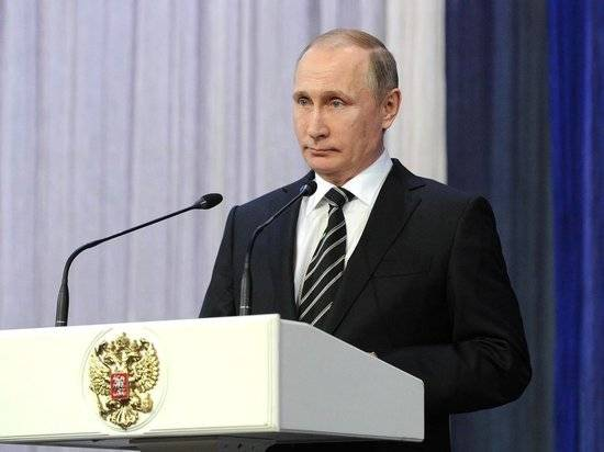 Путин разрешил сотрудникам ФСО использовать боевую технику
