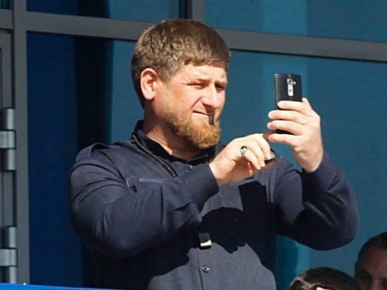 """Кадыров: в Чечне не комендантский час, а """"стоп-движение"""""""
