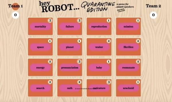 В открытом доступе появилась гениальная игра с голосовым помощником «Hey Robot»