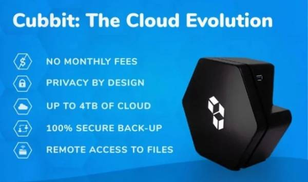 Компания Cubbit разработала персональное цифровое облако для всех желающих