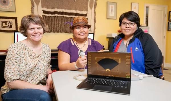 Ультразвук поможет изучать древний и сложный индейский язык хуль-к-уми-нум