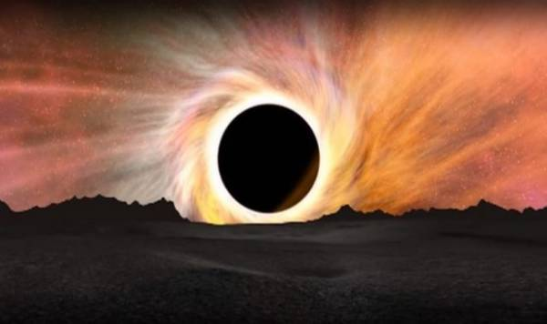 Астрономы нашли звезду, пережившую встречу с черной дырой