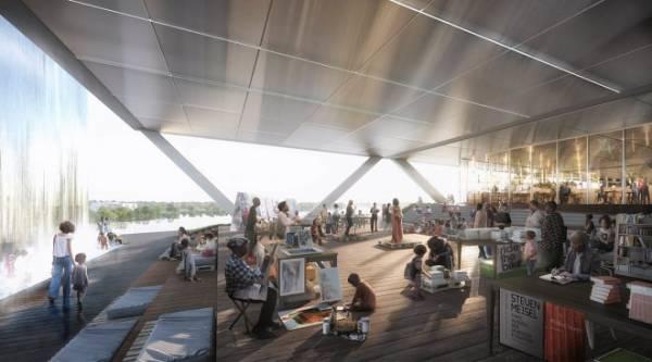 В Вашингтоне скоро появится уникальный мост-парк