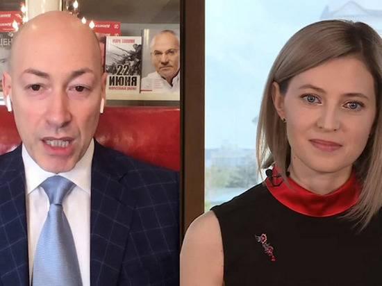Гордон: интервью с Поклонской поможет Киеву в суде против РФ