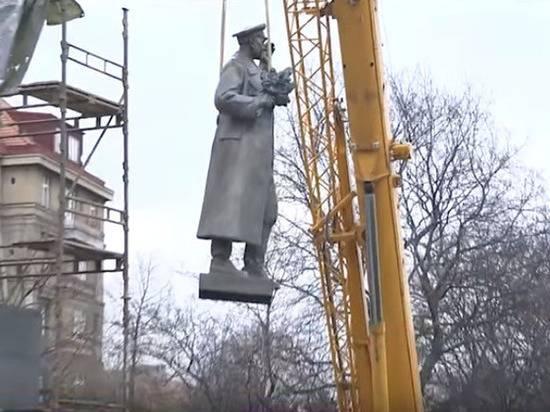 В Минобороны Чехии заявили о невозможности передать памятник Коневу России