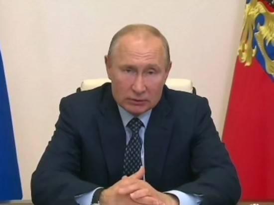 Путин предупредил россиян о второй волне коронавируса