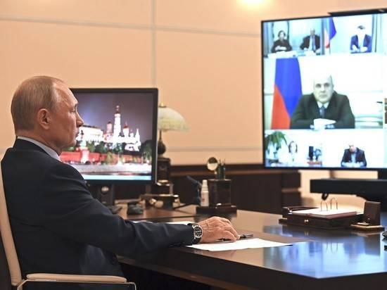 Путину рассказали об изменении тяжести COVID-19 у россиян