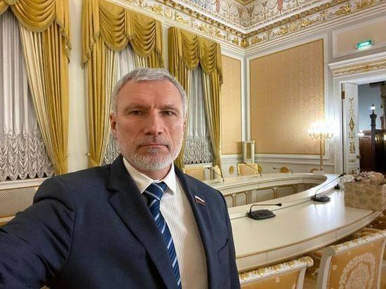 Депутат захотел возобновить секретный протокол к пакту Молотова-Риббентропа