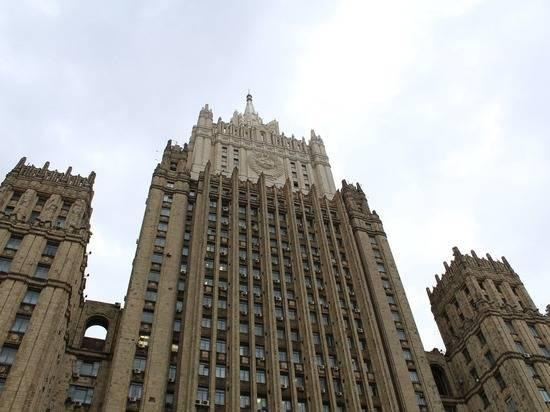 В МИД России назвали протесты в США «национальной трагедией»