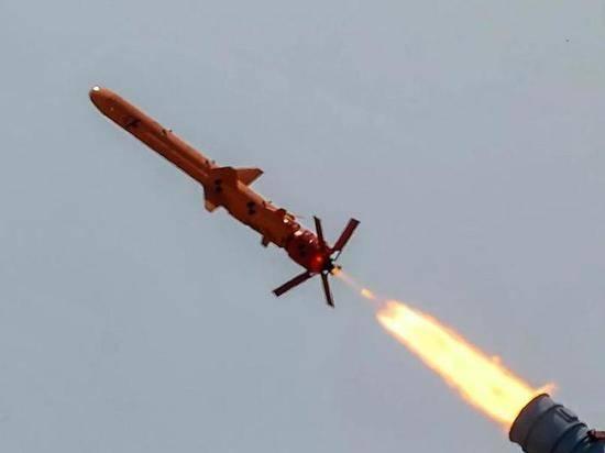 Украина испытала ракету, которой намеревалась взорвать Крымский мост