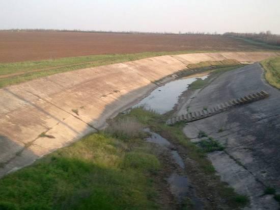 В Киеве прокомментировали вопрос о водоснабжении Крыма