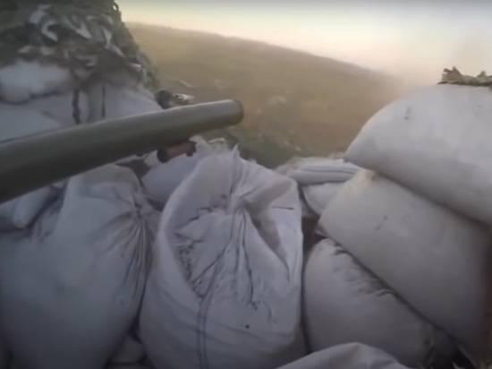 В Донбассе украинские военные вступили в бой с «Правым сектором»