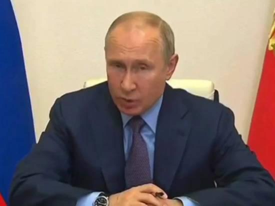 «Закончил, а что делать?»: Путин оторопел от последствий ЧП в Норильске
