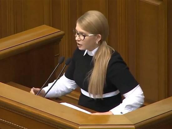 """Экс-глава Минэкономики Украины рассказал, как Тимошенко """"кинула"""" МВФ"""