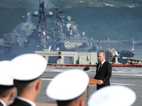 Северный флот станет отдельным военным округом