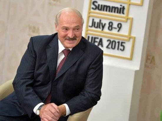 Лукашенко рассказал о попытках «наклонить» Белоруссию