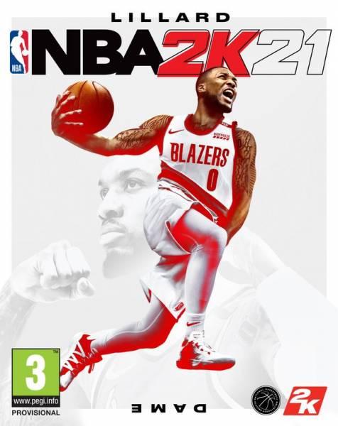 It's Dame Time: Разыгрывающий Дамиан Лиллард стал звездой обложки NBA 2K21 для консолей текущего поколения