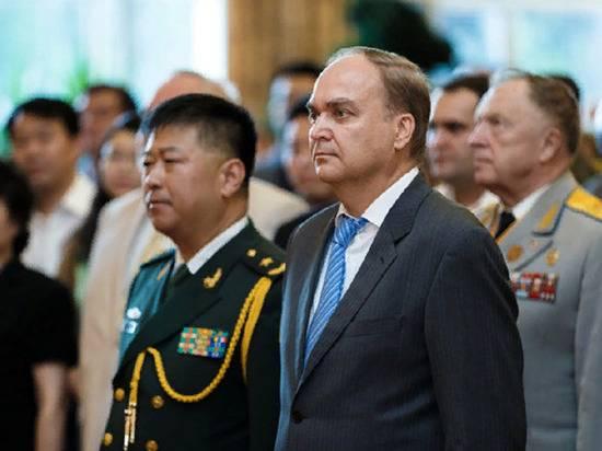 Российское посольство отреагировало нотой Госдепу на публикации о талибах