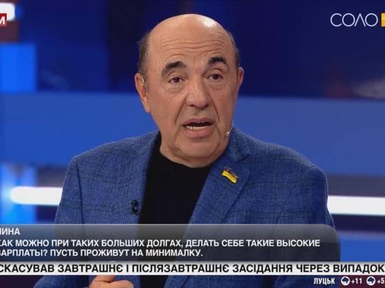 В Раде уличили партию Зеленского в предательстве Украины