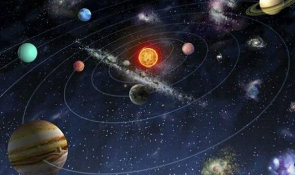 Астрономы установили положение центра Солнечной системы с точностью 100 м