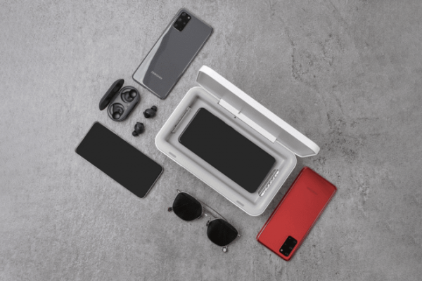 Стерилизатор ITFIT от Samsung обеззаразит и подзарядит ваш смартфон